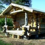 Hart of Mull Sauna Cabin