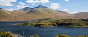 Isle of Mull Driest in UK